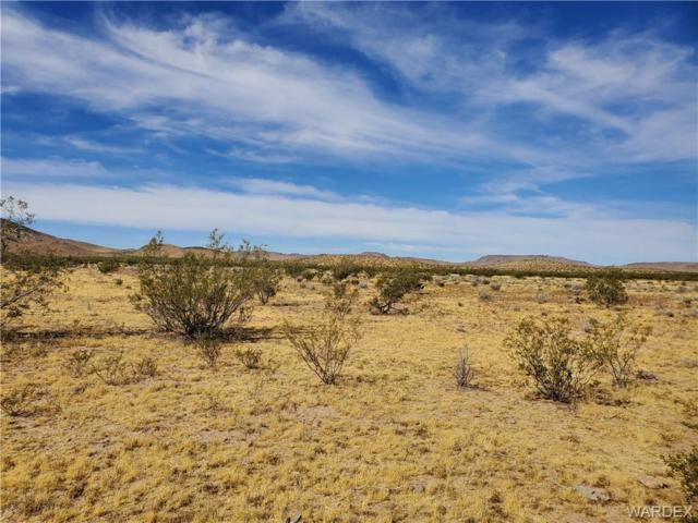 Lot 54 Agua Dulce Drive, Dolan Springs, AZ 86441 (MLS #958415) :: The Lander Team