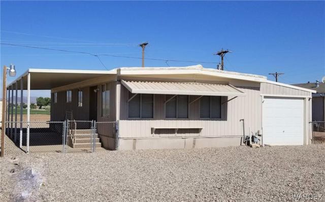 8011 Green Valley Road, Mohave Valley, AZ 86440 (MLS #958436) :: The Lander Team