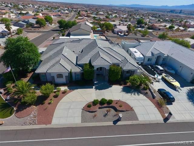 2588 Mccormick Boulevard, Bullhead, AZ 86429 (MLS #959244) :: The Lander Team