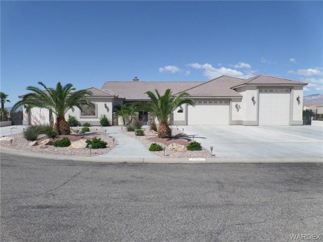 797 Park Ridge Lane, Bullhead, AZ 86429 (MLS #959399) :: The Lander Team