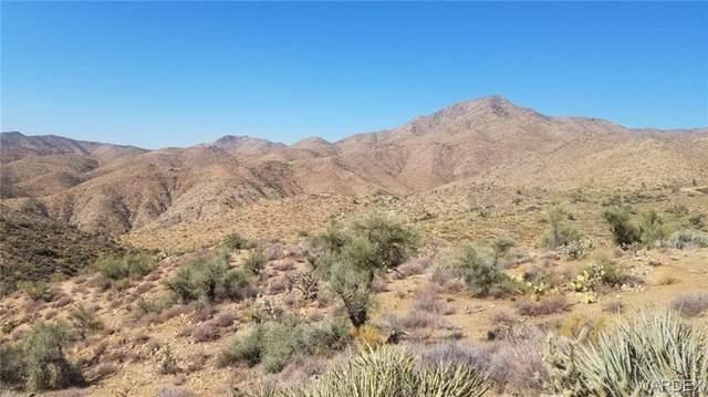 Lot 15 Diamond Hitch Road, Kingman, AZ 86401 (MLS #959420) :: The Lander Team