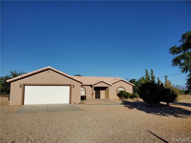 3684 N Horse Mesa Road, Golden Valley, AZ 86413 (MLS #959518) :: The Lander Team