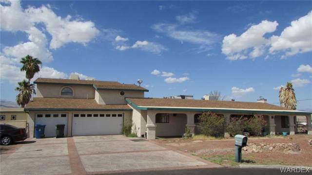 1441 Monte Vista Drive, Bullhead, AZ 86442 (MLS #961174) :: The Lander Team
