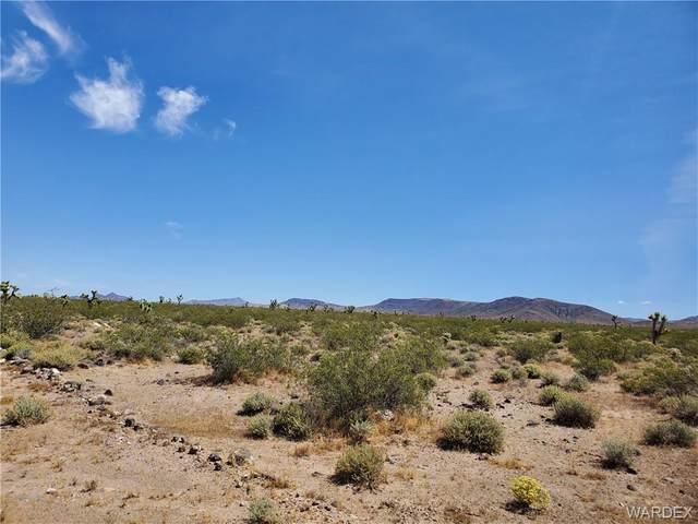 19001 N Hitching Post Drive, White Hills, AZ 86445 (MLS #961328) :: The Lander Team