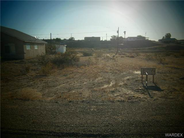 13466 S Canyon Dr., Topock/Golden Shores, AZ 86436 (MLS #961494) :: The Lander Team