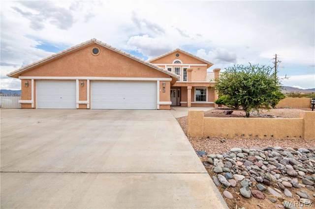 9750 N Vista Drive, Kingman, AZ 86401 (MLS #961519) :: The Lander Team