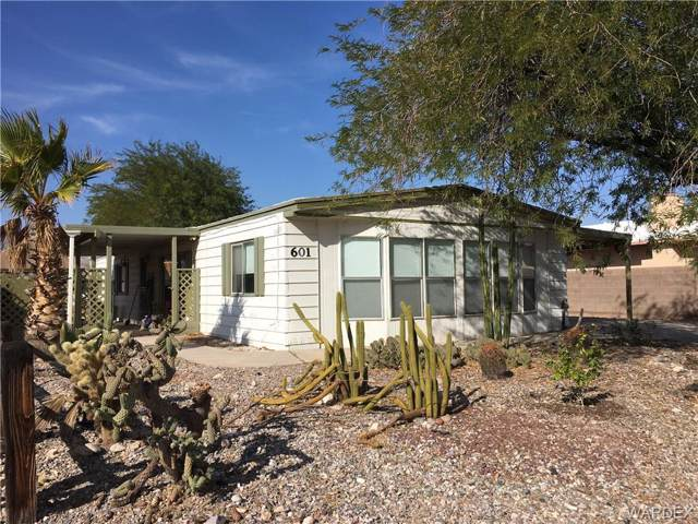 601 Holly Street, Bullhead, AZ 86442 (MLS #961876) :: The Lander Team