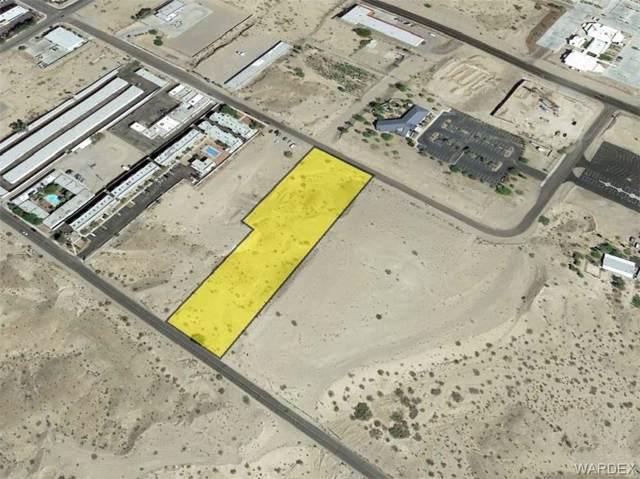1659 Havasupai Drive, Bullhead, AZ 86442 (MLS #962368) :: The Lander Team