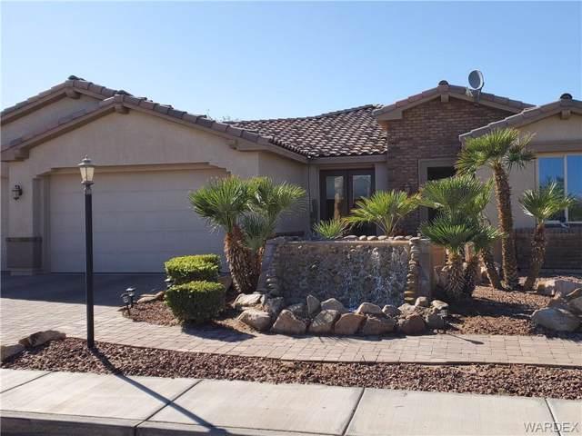 14 Torrey Pines Drive, Mohave Valley, AZ 86440 (MLS #962426) :: The Lander Team