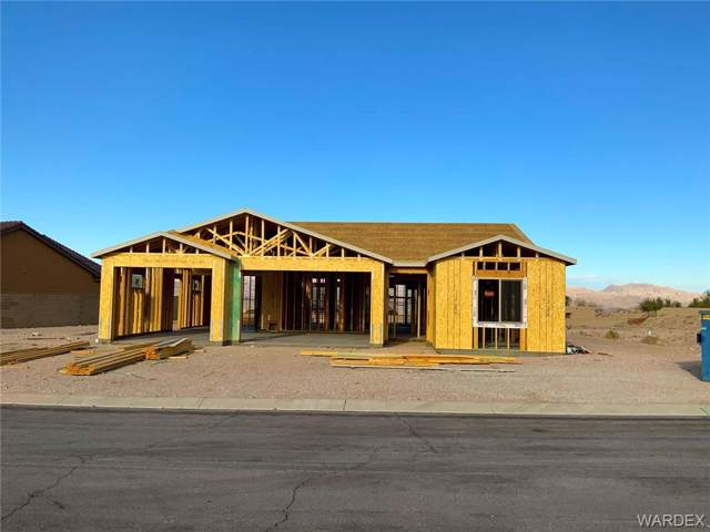 2921 Steamboat Drive, Bullhead, AZ 86429 (MLS #962560) :: The Lander Team