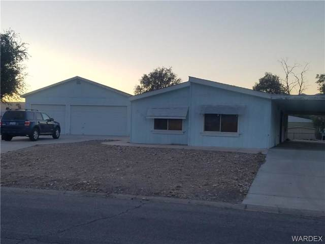 593 Holly Street, Bullhead, AZ 86442 (MLS #962741) :: The Lander Team