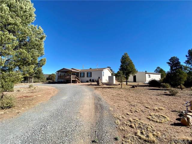 2790 N Diamond M Ranch Road #31, Kingman, AZ 86401 (MLS #962787) :: The Lander Team