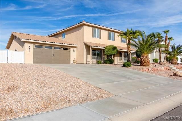 2097 Santa Fe Drive, Bullhead, AZ 86442 (MLS #962911) :: The Lander Team