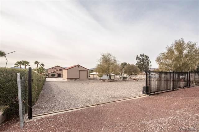 1254 E Dike Road, Mohave Valley, AZ 86440 (MLS #963122) :: The Lander Team