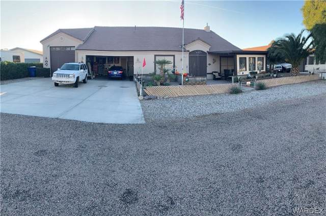 1050 E Spruce Drive, Mohave Valley, AZ 86440 (MLS #963271) :: The Lander Team