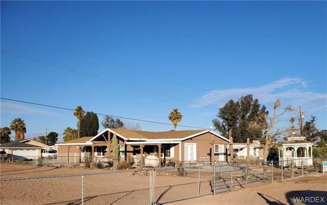 592 E Border Lane, Mohave Valley, AZ 86440 (MLS #963514) :: The Lander Team