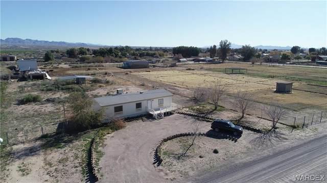 8854 S Calle Del Media, Mohave Valley, AZ 86440 (MLS #963657) :: The Lander Team
