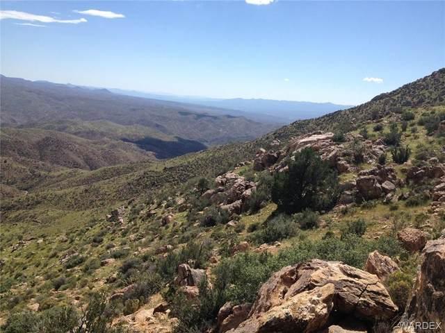 Lots G & H Misery Well Road, Kingman, AZ 86401 (MLS #964353) :: The Lander Team