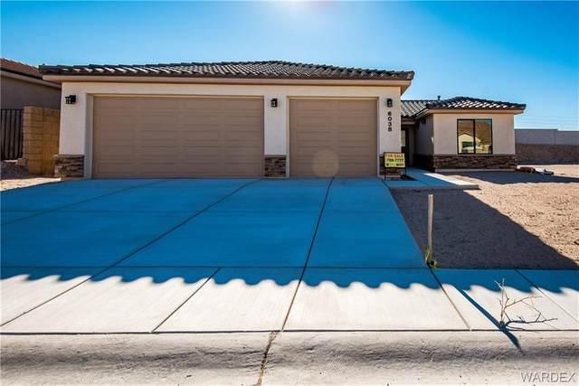 6038 Columbia Avenue, Fort Mohave, AZ 86426 (MLS #964872) :: The Lander Team