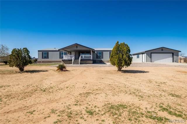 549 S Horse Mesa Road, Golden Valley, AZ 86413 (MLS #965348) :: The Lander Team