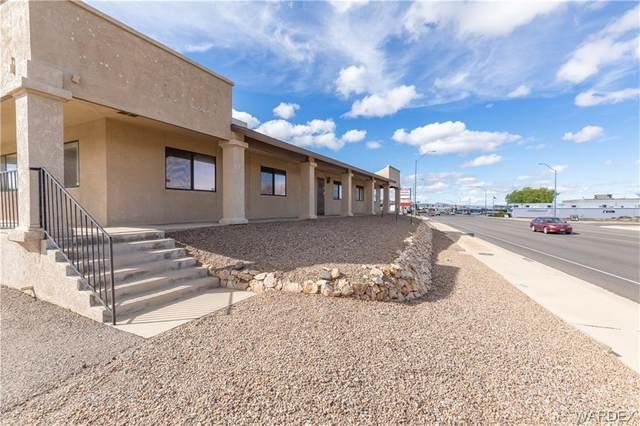 2001 Stockton Hill Road, Kingman, AZ 86401 (MLS #965750) :: The Lander Team