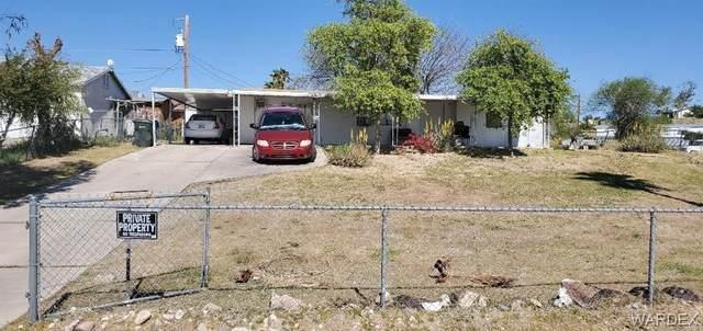 2094 Coronado Drive, Bullhead, AZ 86442 (MLS #965802) :: The Lander Team