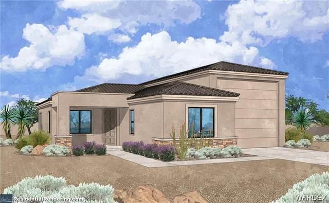 3279 Secret Pass Canyon Drive, Bullhead, AZ 86429 (MLS #966658) :: The Lander Team