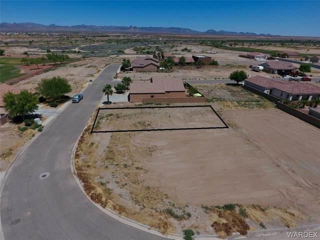 26 Spanish Bay Drive, Mohave Valley, AZ 86440 (MLS #966993) :: The Lander Team