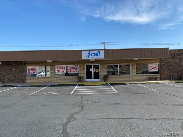 802 E Beale Street, Kingman, AZ 86401 (MLS #966996) :: The Lander Team