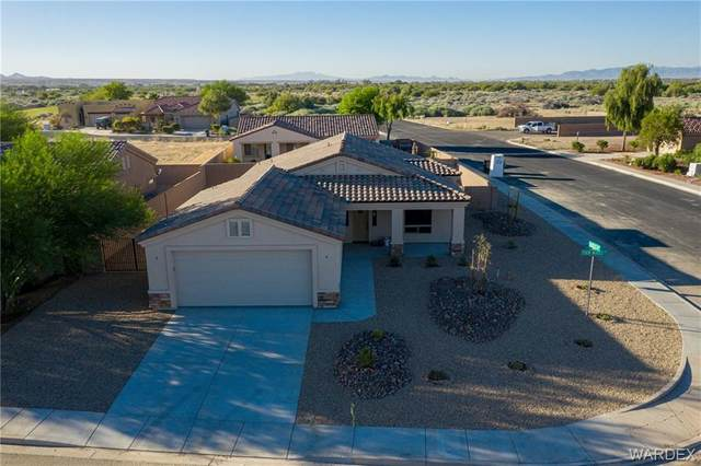 2 S Fair Winds Circle, Mohave Valley, AZ 86440 (MLS #967040) :: The Lander Team