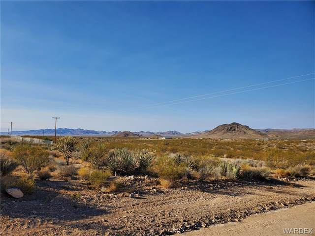 Lot 16 W Joseph Drive, Golden Valley, AZ 86413 (MLS #967100) :: The Lander Team