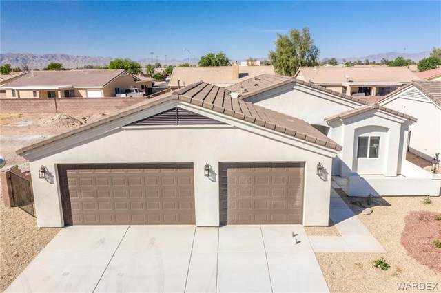 9081 S Via Rancho Drive, Mohave Valley, AZ 86440 (MLS #967171) :: The Lander Team