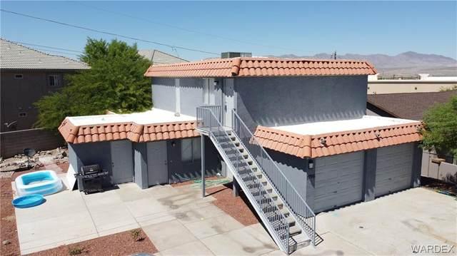 1796 Wendell Avenue, Bullhead, AZ 86442 (MLS #968345) :: The Lander Team