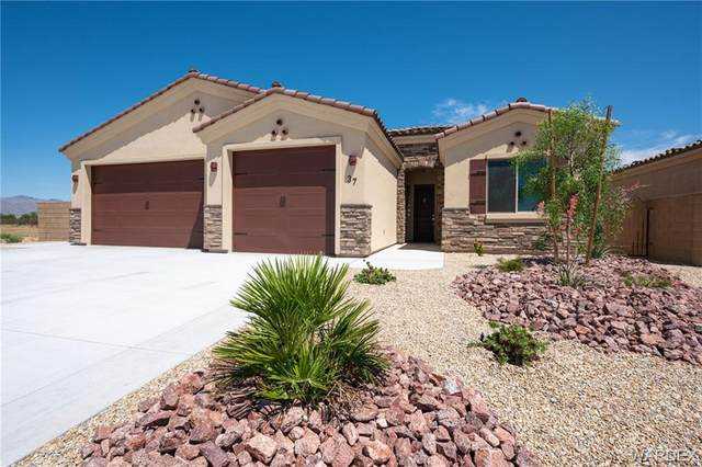 37 Torrey Pines Drive, Mohave Valley, AZ 86440 (MLS #968744) :: The Lander Team