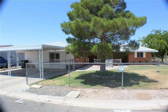 1045 Lydia Drive, Kingman, AZ 86401 (MLS #970214) :: The Lander Team