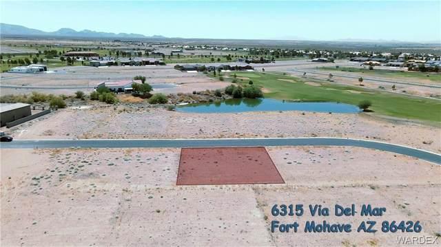 6315 S Via Del Mar, Fort Mohave, AZ 86426 (MLS #970471) :: AZ Properties Team   RE/MAX Preferred Professionals