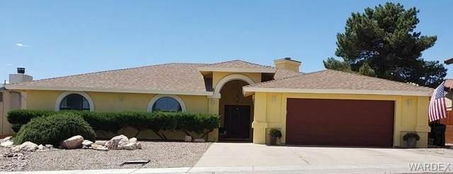 290 Greenway Drive, Kingman, AZ 86401 (MLS #970625) :: The Lander Team