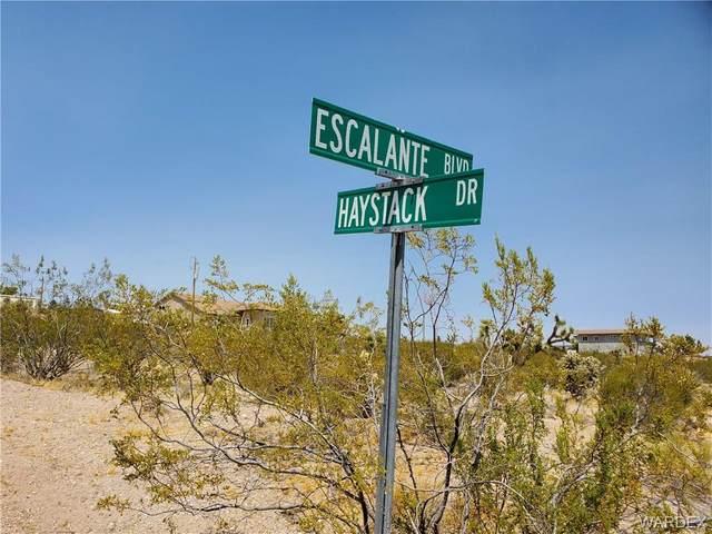 395 E Haystack Drive, Meadview, AZ 86444 (MLS #970811) :: The Lander Team