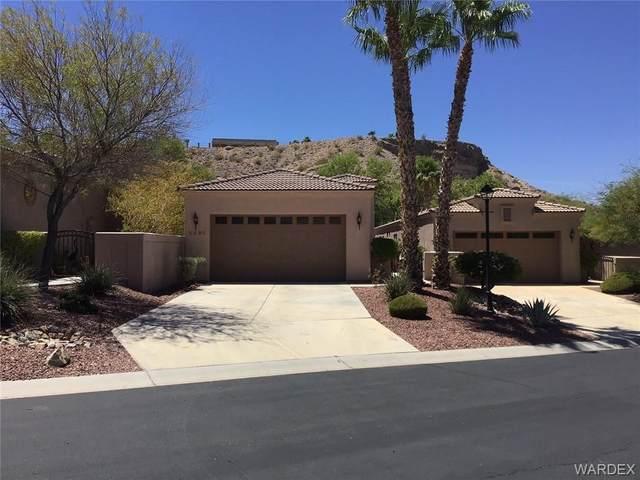 2696 Desert Flowers Drive, Bullhead, AZ 86429 (MLS #970854) :: The Lander Team