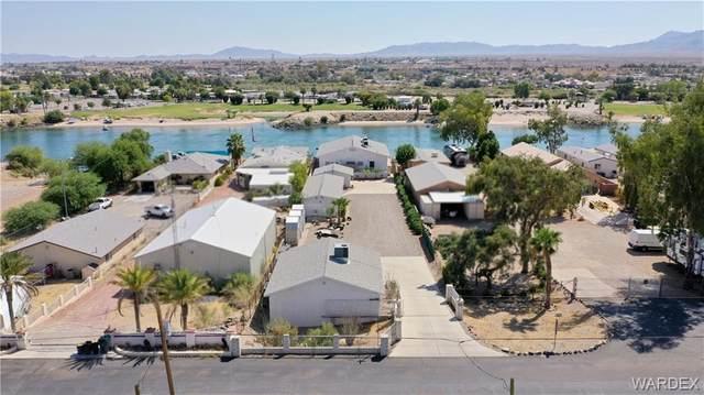 1306 E Dike Road, Mohave Valley, AZ 86440 (MLS #971044) :: The Lander Team