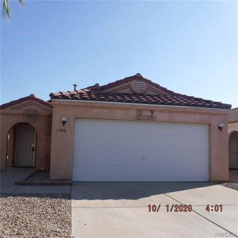 1140 Cibecue Drive, Bullhead, AZ 86442 (MLS #971153) :: The Lander Team
