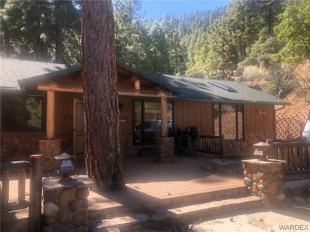 4719 S Ridge Road, Kingman, AZ 86401 (MLS #971156) :: The Lander Team