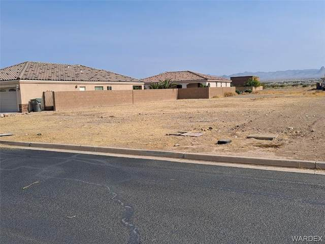 16 N Spanish Bay Drive, Mohave Valley, AZ 86440 (MLS #973360) :: The Lander Team