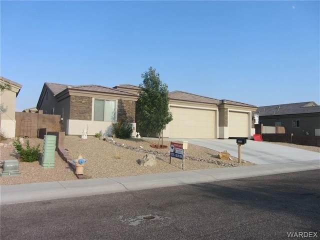 2302 Ginger Street, Kingman, AZ 86401 (MLS #973447) :: The Lander Team
