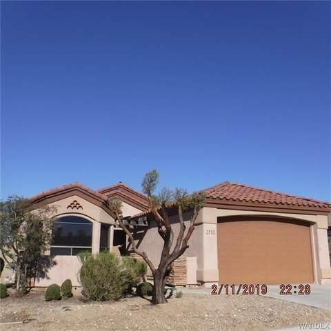 2731 Fort Mojave Drive, Bullhead, AZ 86429 (MLS #973900) :: The Lander Team