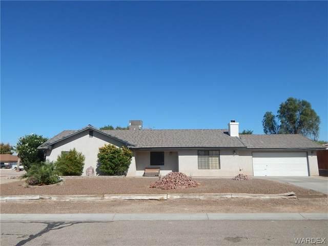 2301 E Primavera Loop, Fort Mohave, AZ 86426 (MLS #973963) :: The Lander Team