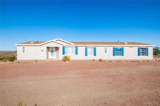 21351 W Palm Desert Drive, White Hills, AZ 86445 (MLS #974197) :: The Lander Team