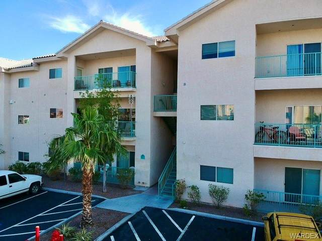 3550 Bay Sands Drive #1078, Laughlin (NV), NV 89029 (MLS #974245) :: The Lander Team