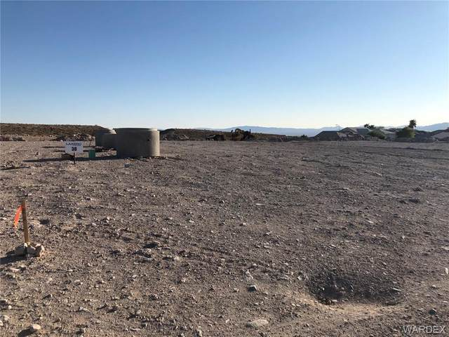 2610 Bear Mountain Loop, Bullhead, AZ 86442 (MLS #974267) :: The Lander Team