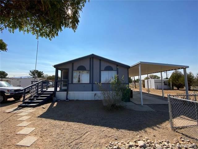 3630 E Thompson Avenue, Kingman, AZ 86409 (MLS #974270) :: The Lander Team